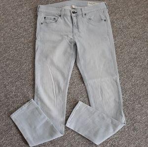 Rag & Bone Dre slim boyfriend jeans ashling Sz 28